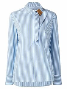 Tibi Kaia shirt - Blue