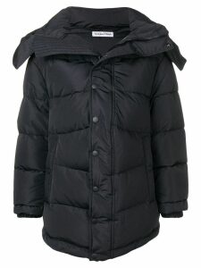Balenciaga New Swing puffer coat - Black