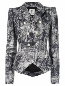 Valentina Shah Amanda blazer - Grey