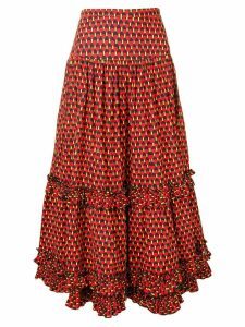 La Doublej Salsa skirt - Black