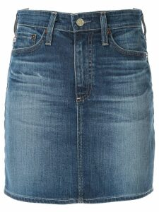 AG Jeans The Vera denim skirt - Blue