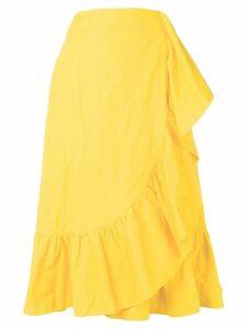 La Doublej Jazzy skirt - Yellow