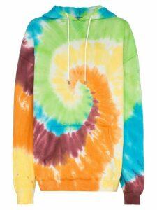 R13 tie-dye oversized hoodie - Tie Dye