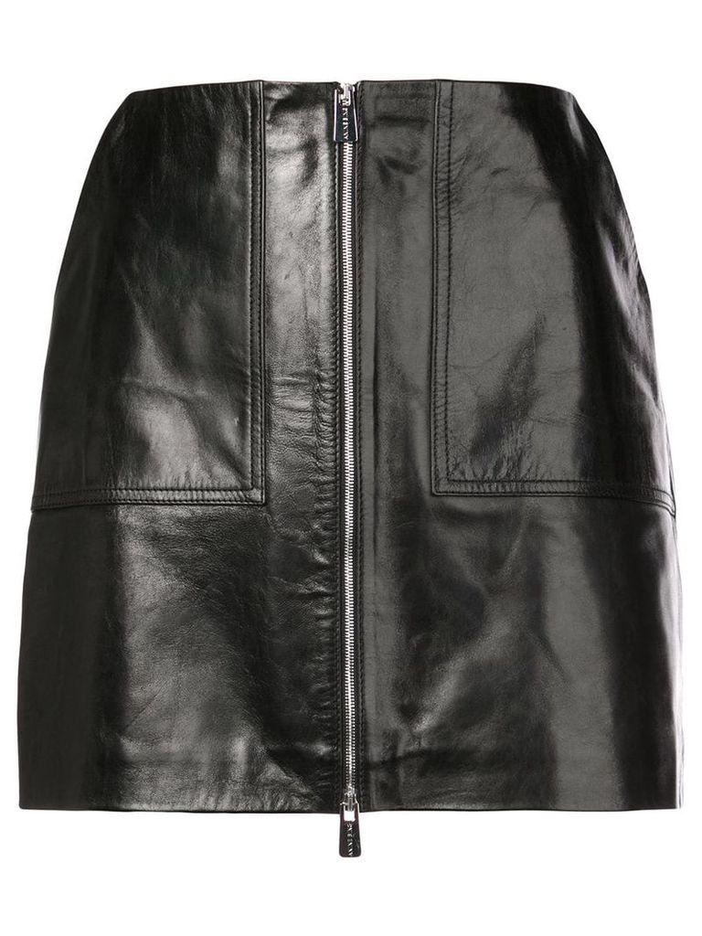 Anine Bing Sally skirt - Black