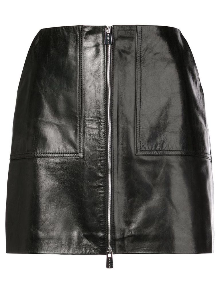Anine Bing Sally skirt - Black
