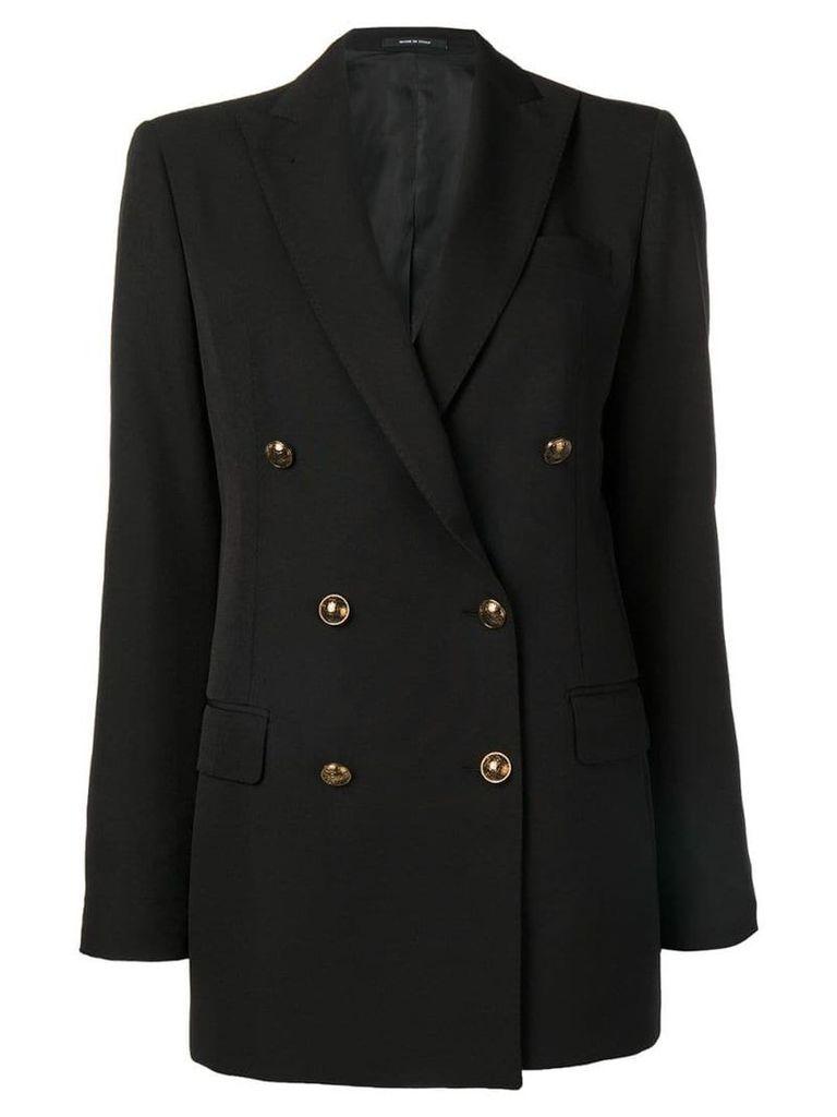 Tagliatore Jasmine double-breasted blazer - Black