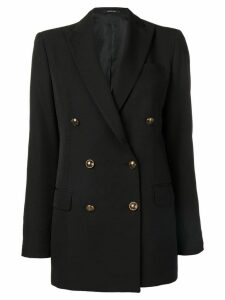 Tagliatore Jasmine double-breasted blazer - Black