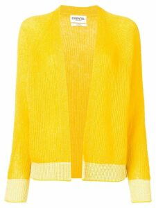 Essentiel Antwerp loose-fit cardigan - Yellow