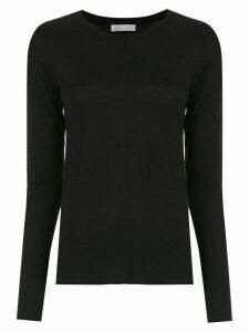 Nk long sleeved blouse - Black
