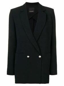 Pinko double breasted blazer - Black