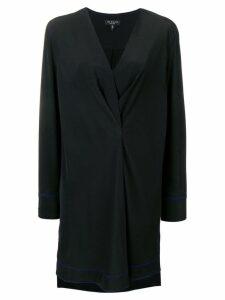 Rag & Bone drape shirt dress - Black