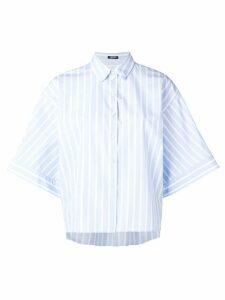 Jil Sander Navy striped shirt - Blue