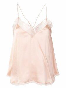Iro nude pink camisole top - Neutrals