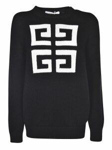 Givenchy 4g Logo Sweater