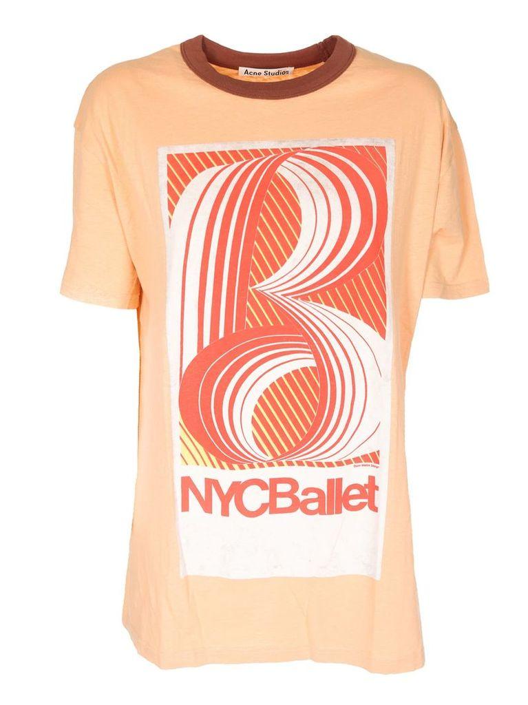 Acne Studios Printed T-shirt