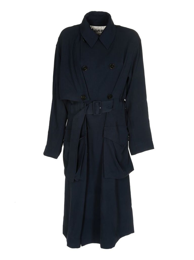 Acne Studios Long Trench