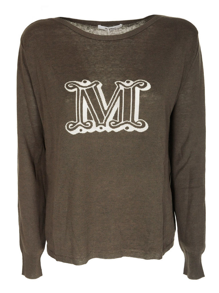 Max Mara Logo Sweater