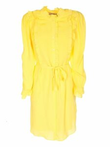 TwinSet Ruffled Blouse Dress