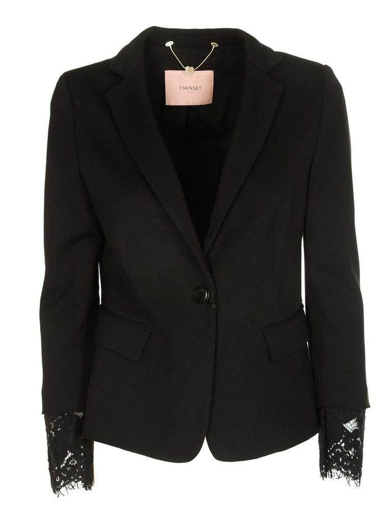 Twinset Single-breasted Blazer