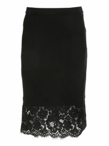 Twinset Floral Lace Skirt