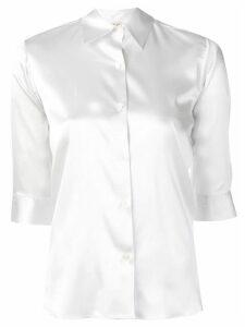 Blanca slim-fit shirt - Grey