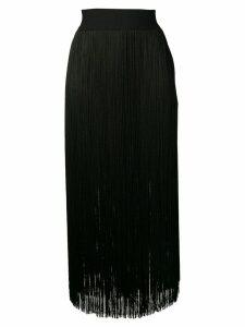 Smarteez fringe skirt - Black