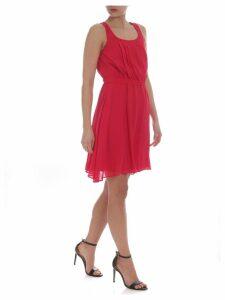 Patrizia Pepe Short Viscose Dress