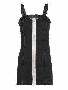 HERON PRESTON Mini Jeans Dress