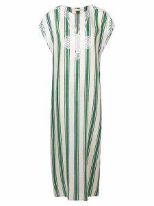 Tory Burch Awning stripe dress - Neutrals