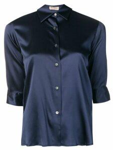 Blanca slim-fit shirt - Blue