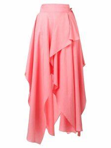 JW Anderson Bubblegum Handkerchief Skirt - Pink