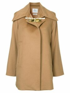 Wynn Hamlyn Hallucinogené coat - Brown