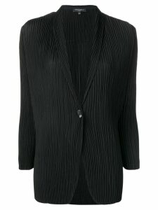 Antonelli V-neck blazer - Black