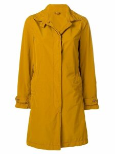 Aspesi single breasted coat - Yellow