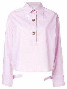 Wynn Hamlyn Research shirt - Purple