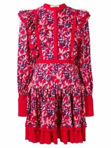 Three Floor Not A Wall Flower dress - Red