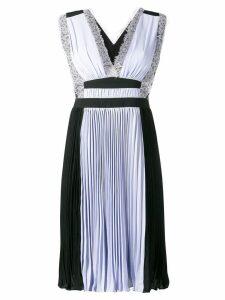Three Floor Sky High pleated dress - Black