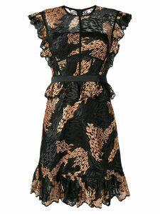 Three Floor Love Fern dress - Black