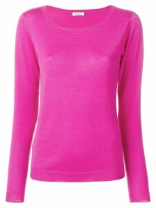 P.A.R.O.S.H. slim-fit cashmere pullover - Pink