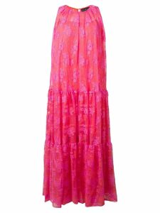 Gianluca Capannolo martha long dress - Pink
