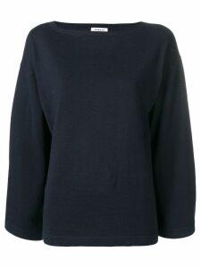 P.A.R.O.S.H. loose-fit jumper - Blue