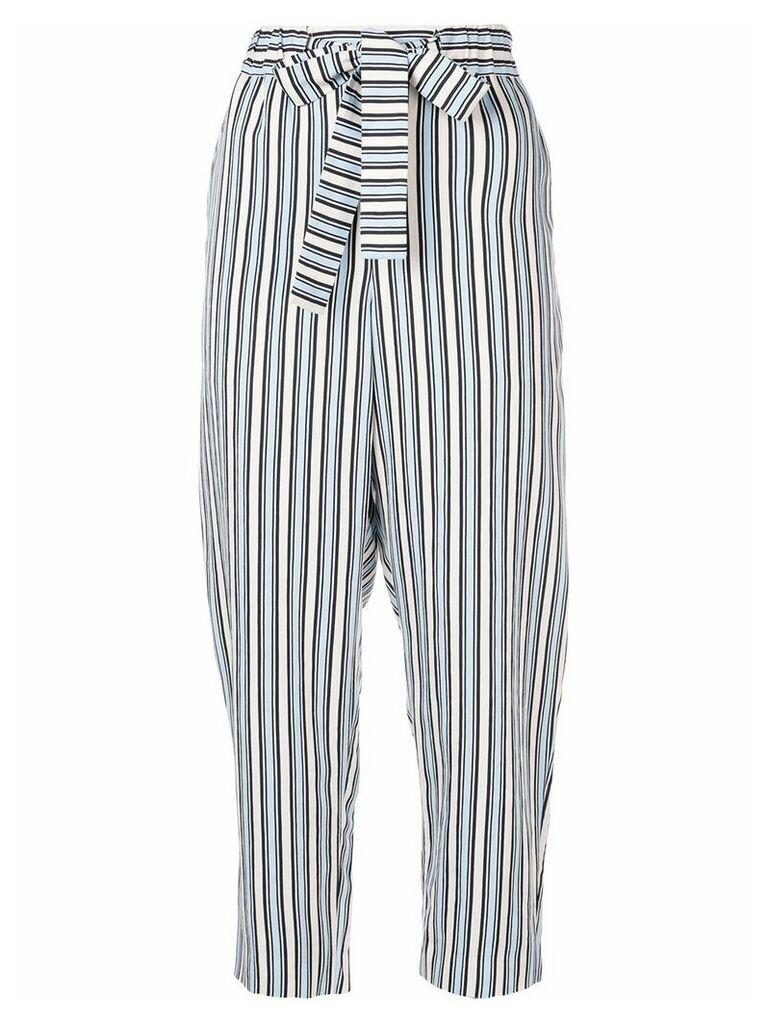 Brunello Cucinelli zip knitted cardigan - Neutrals