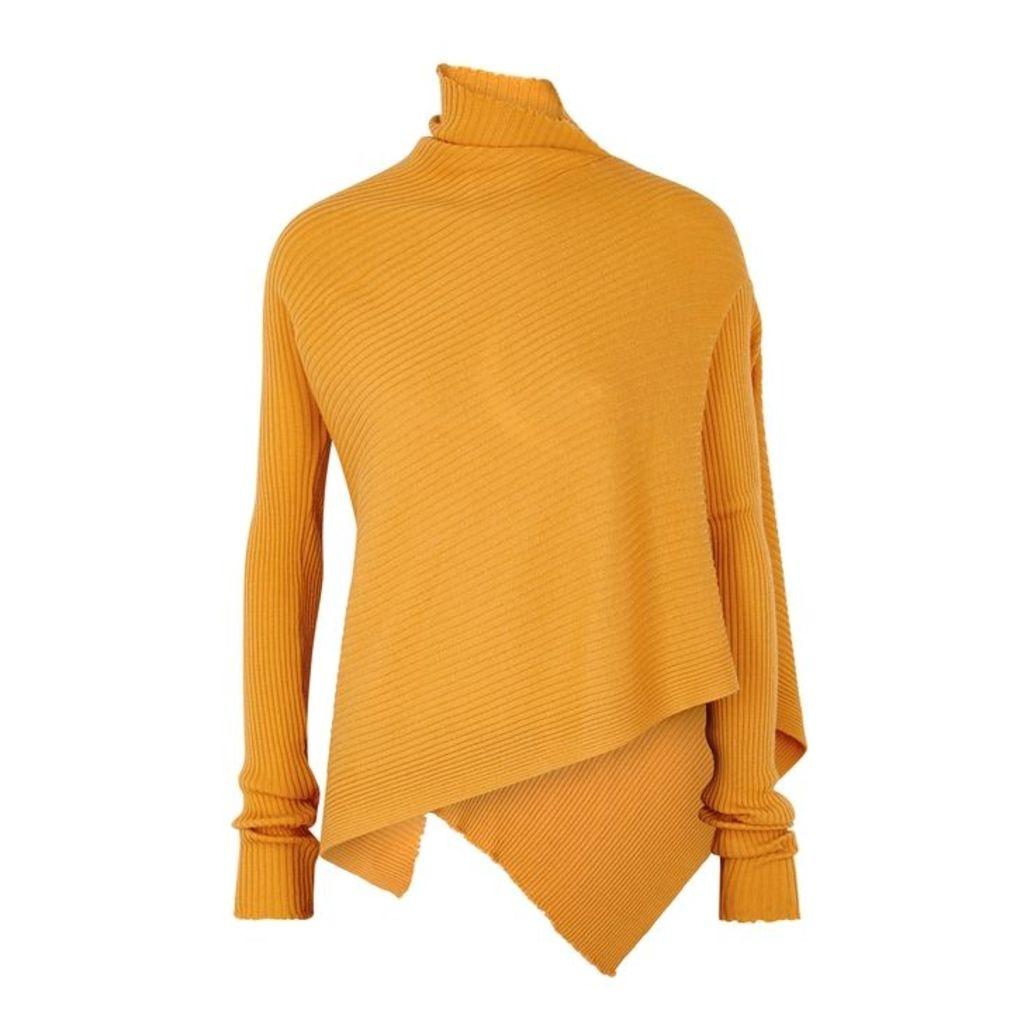 Marques' Almeida Yellow Wool Jumper