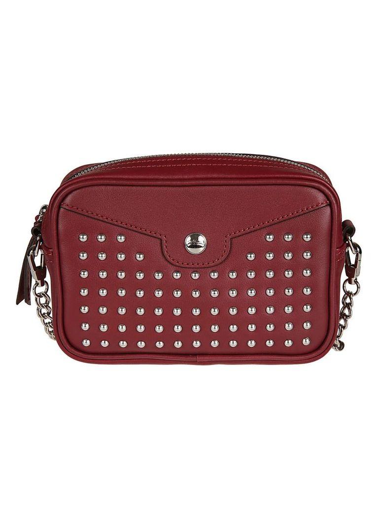 Longchamp Embellished Shoulder Bag