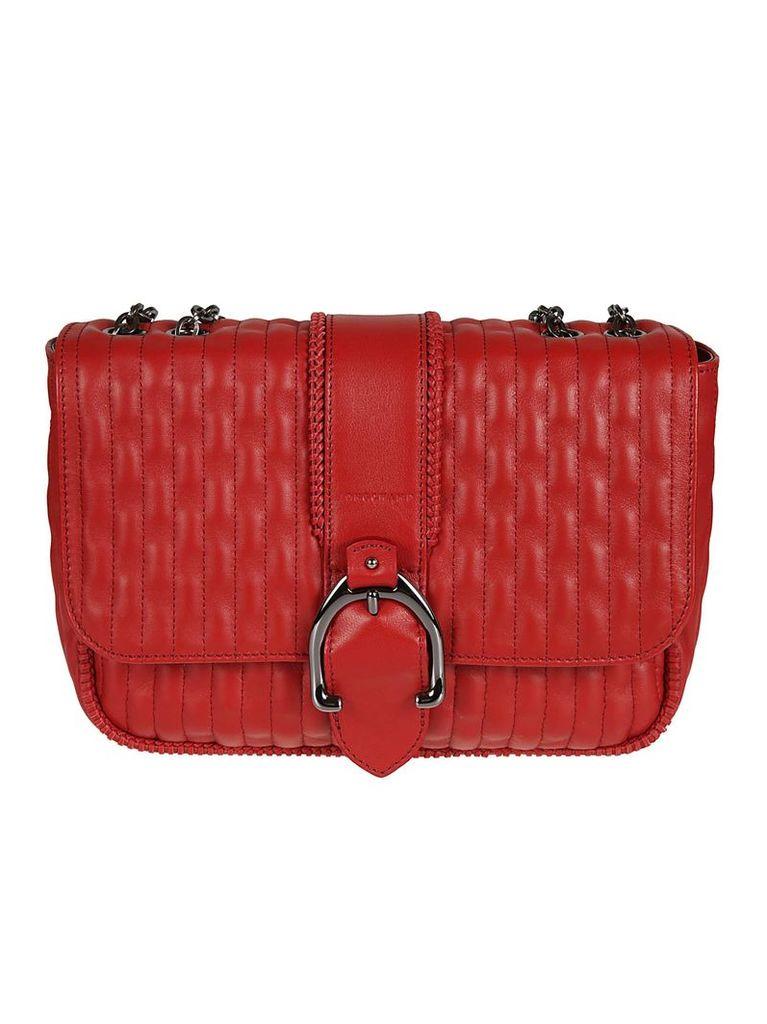 Longchamp Quilted Shoulder Bag