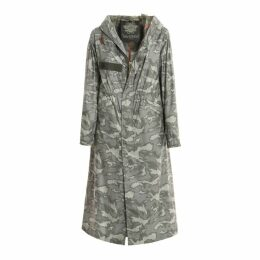 Mr & Mrs Italy Long Parka