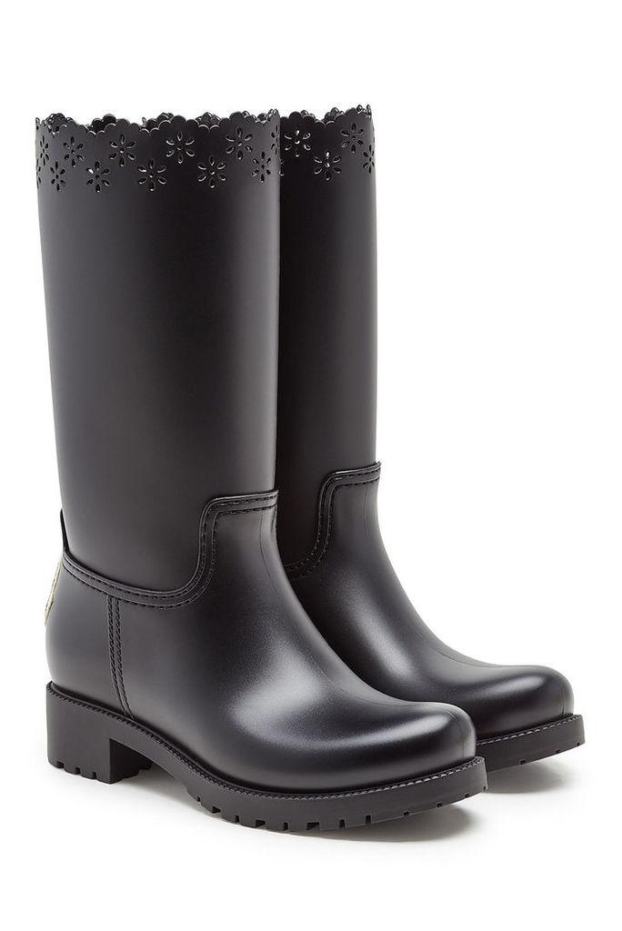 Moncler Genius 4 Moncler Simone Rocha Rebekah Rain Boots