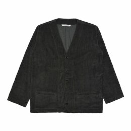 McVERDI - Striped White Fitted Dress With Boat Neckline