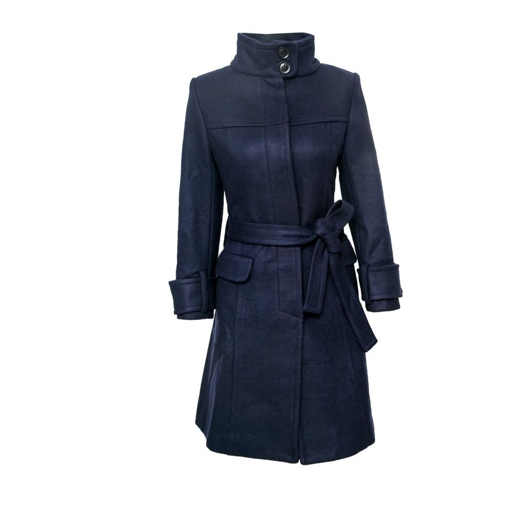 VHNY - Vhny Blue Trench Coat