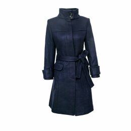 VHNY - Vhny Blue Trench Coat